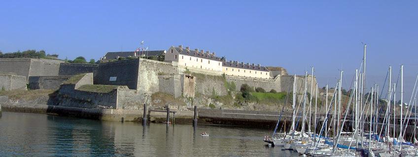 citadelle belle ile en mer